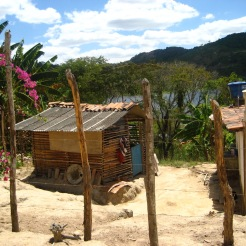 A place we stopped to by handmade jewelry