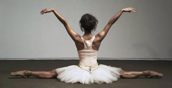 BEAST, Misty Copeland--Ballerina