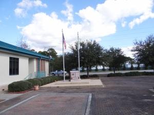 outside of the clerk's office