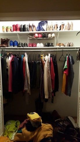 What's left in my closet