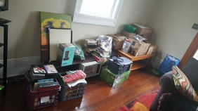 One round of donations--there were several more!