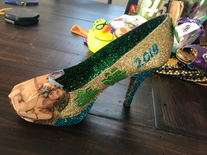 Muses Shoe