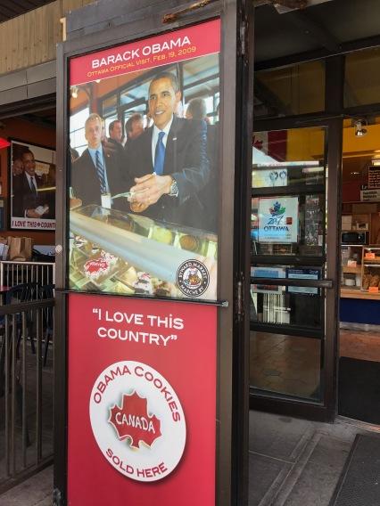 Canada LOVES Obama