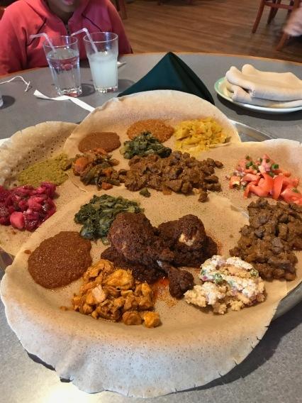 Ethiopian!