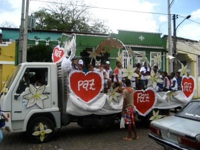 Cachoeira Parade